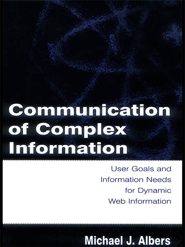 Communication of Complex Information.pdf