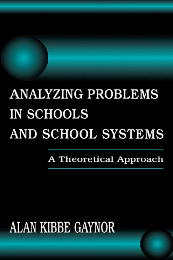Analyzing Problems in Schools and School Systems.pdf
