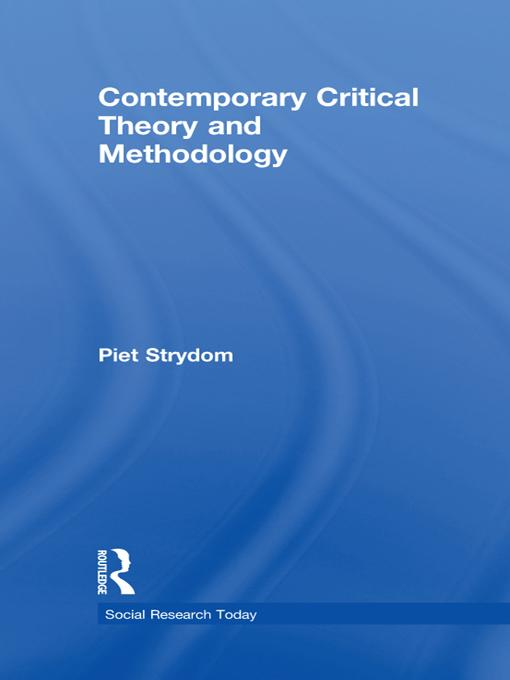 Contemporary Critical Theory and Methodology.pdf