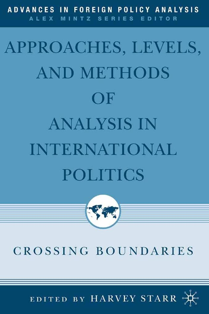 Approaches, Levels and Methods of Analysis in International Politics.pdf