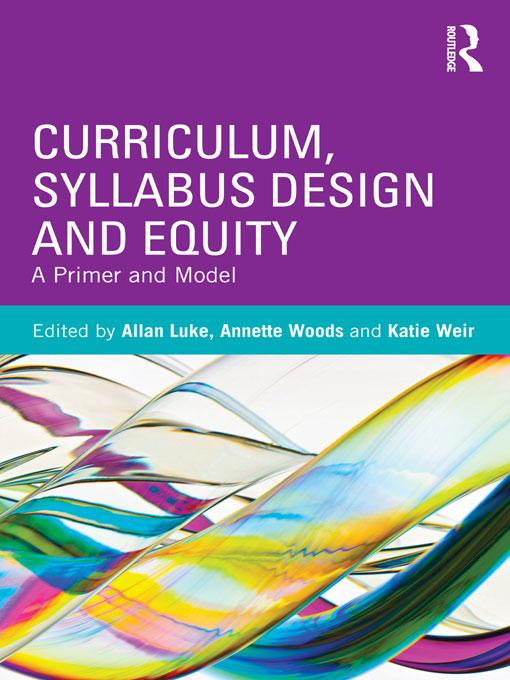 Curriculum, Syllabus Design and Equity.pdf