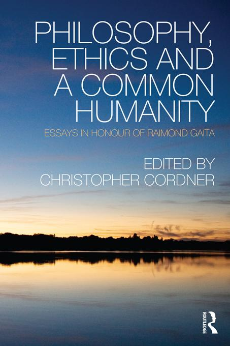 Philosophy, Ethics and a Common Humanity.pdf