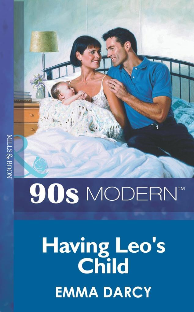 Having Leos Child (Mills & Boon Vintage 90s Modern).pdf