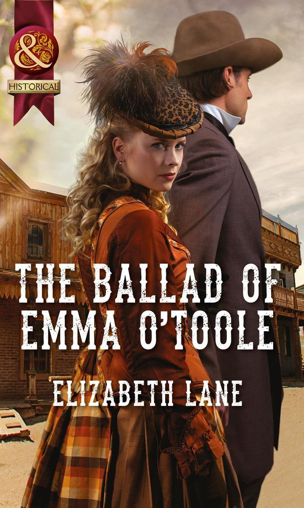 The Ballad of Emma OToole (Mills & Boon Historical).pdf