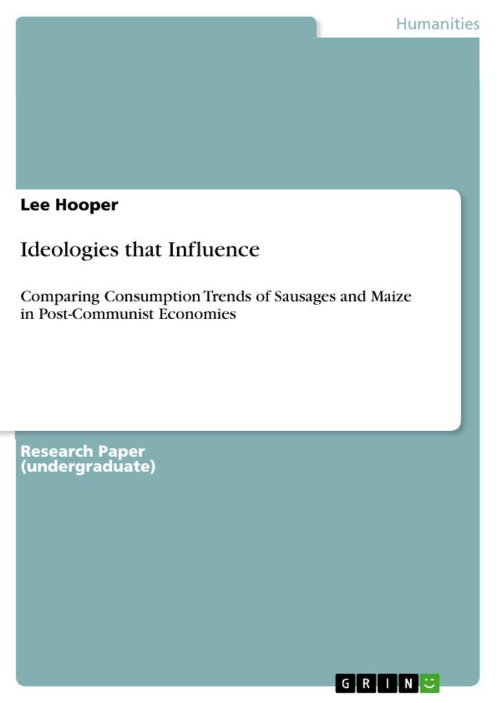 Ideologies that Influence als eBook pdf