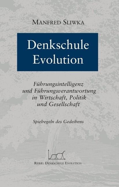 Denkschule Evolution als eBook epub