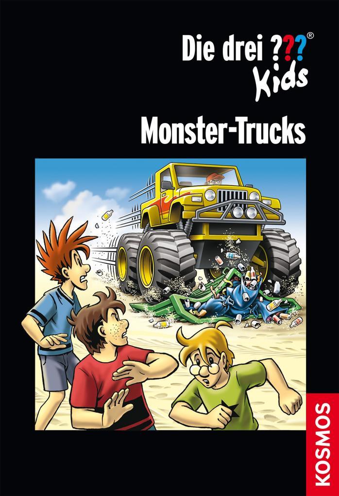 Die drei ??? Kids. Monster-Trucks (drei Fragezeichen Kids) als eBook epub