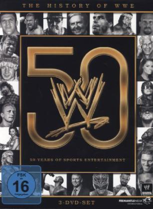 The History Of WWE:50 Years Of Sport Entertainment.pdf