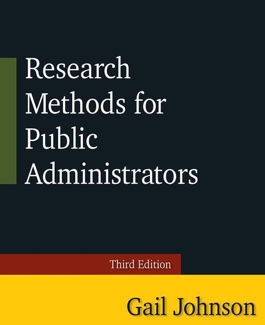 Research Methods for Public Administrators.pdf