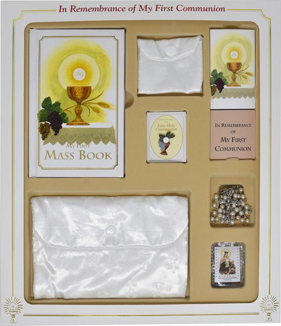 First Mass Book Premier Set: An Easy Way of Participating at Mass for Boys and Girls.pdf