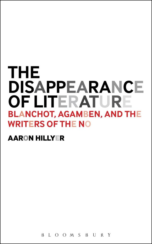 The Disappearance of Literature.pdf