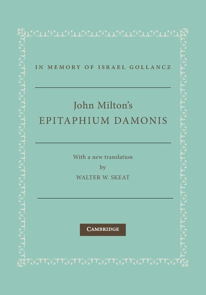 John Miltons Epitaphium Damonis.pdf