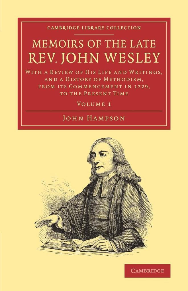 Memoirs of the Late REV. John Wesley, A.M..pdf