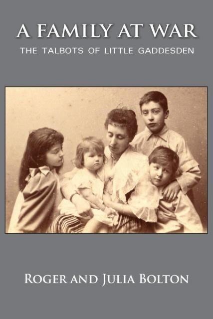 A Family at War - The Talbots of Little Gaddesden.pdf