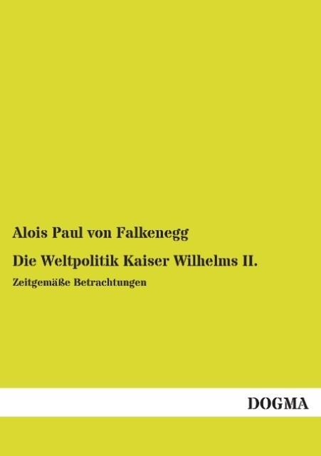Die Weltpolitik Kaiser Wilhelms II..pdf