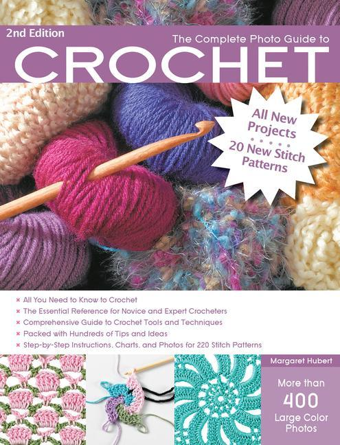 The Complete Photo Guide to Crochet.pdf