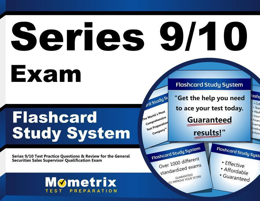Series 9/10 Exam Flashcard Study System: Series 9/10 Test Practice Questions & Review for the General Securities Sales Supervisor Qualification Exam.pdf