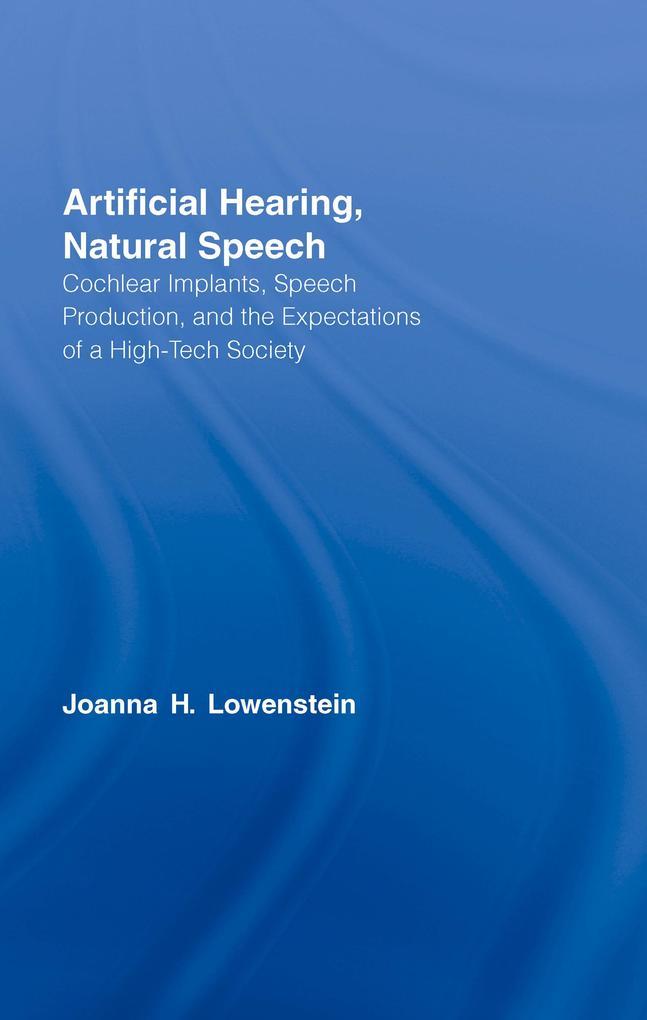 Artificial Hearing, Natural Speech.pdf