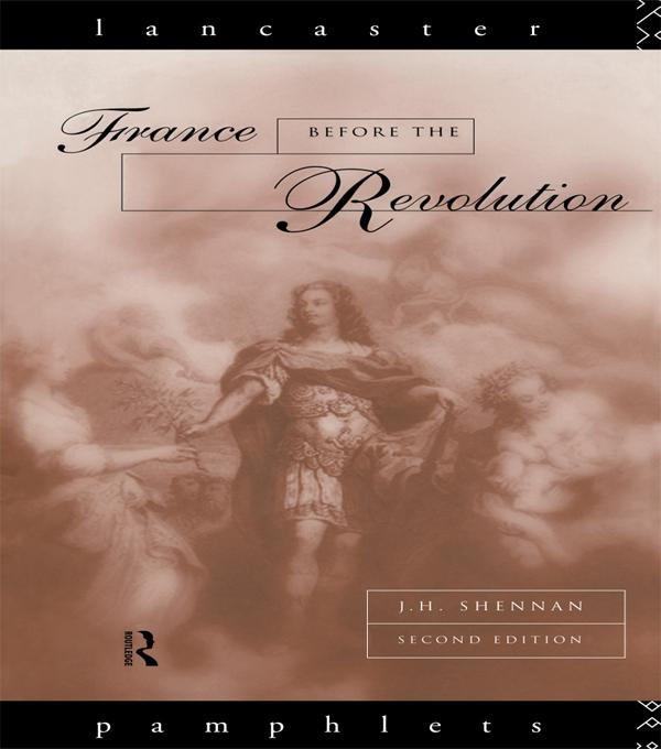 France Before the Revolution.pdf