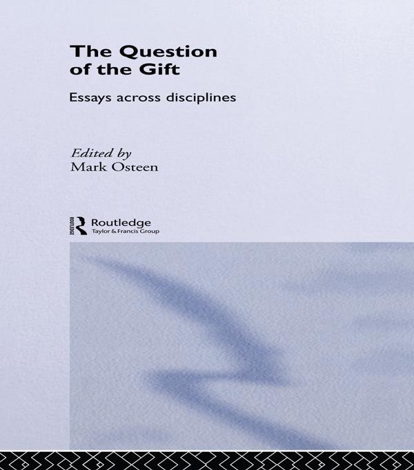 The Question of the Gift.pdf