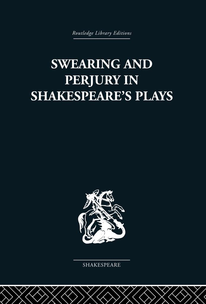 Swearing and Perjury in Shakespeares Plays.pdf