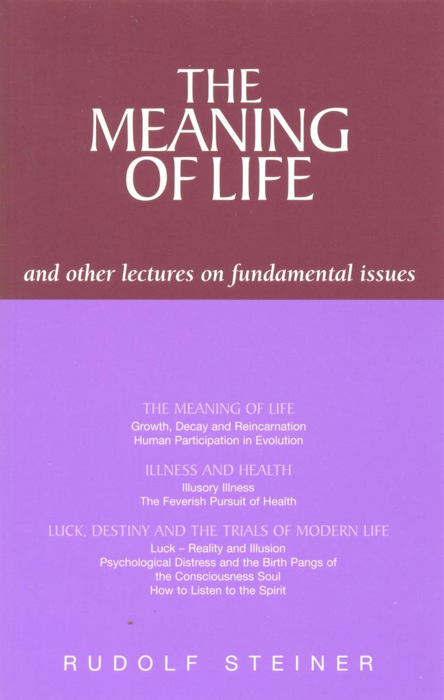 The Meaning of Life and Other Lectures on Fundamental Issues.pdf