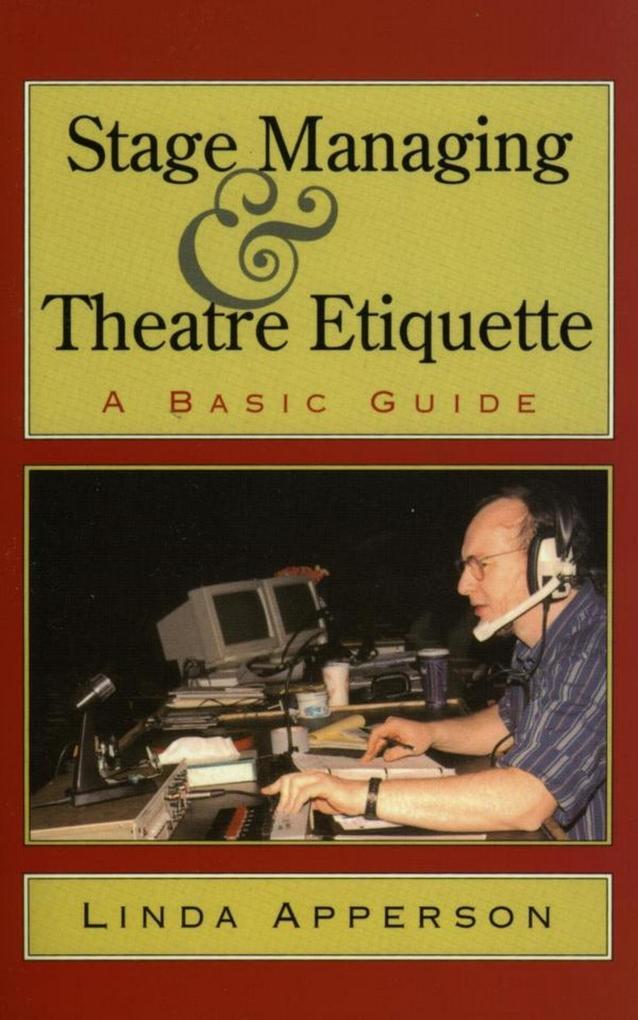 Stage Managing and Theatre Etiquette.pdf