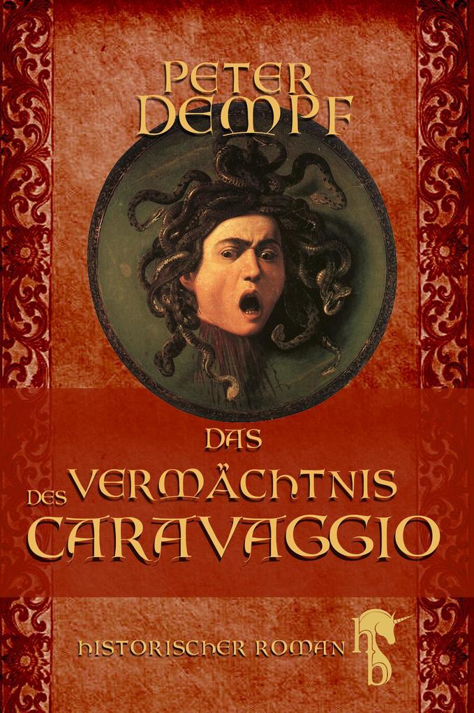 Das Vermächtnis des Caravaggio als eBook epub