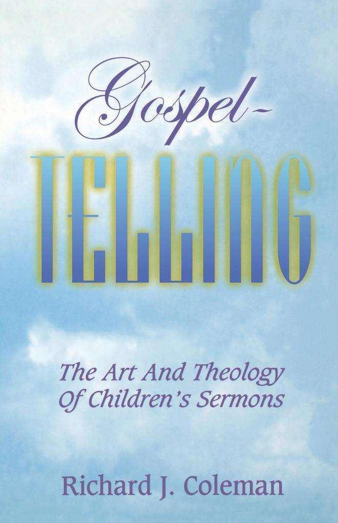 Gospel Telling als Taschenbuch