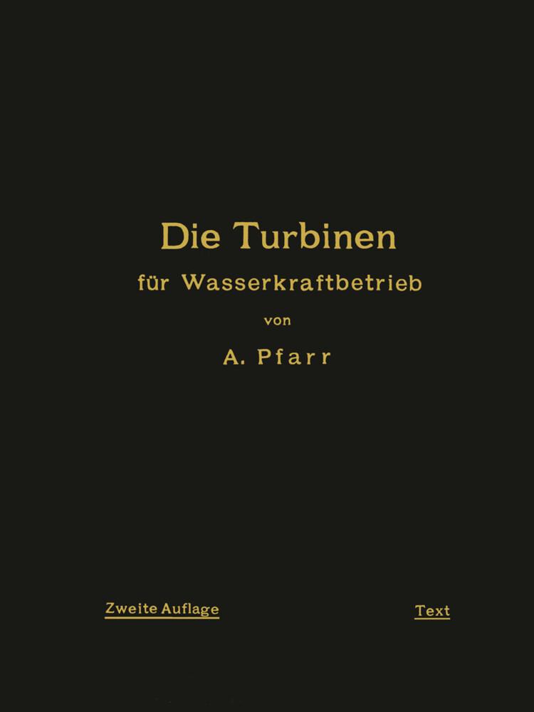 Die Turbinen für Wasserkraftbetrieb.pdf