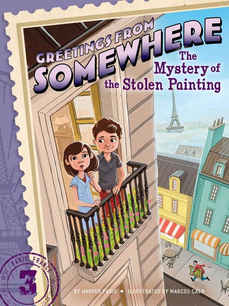The Mystery of the Stolen Painting.pdf
