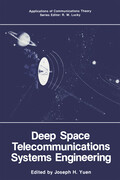 Deep Space Telecommunications Systems Engineering