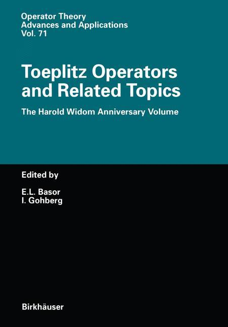 Toeplitz Operators and Related Topics.pdf