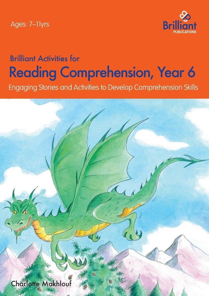 Brilliant Activities for Reading Comprehension, Year 6 (2nd Edition) als Buch (gebunden)