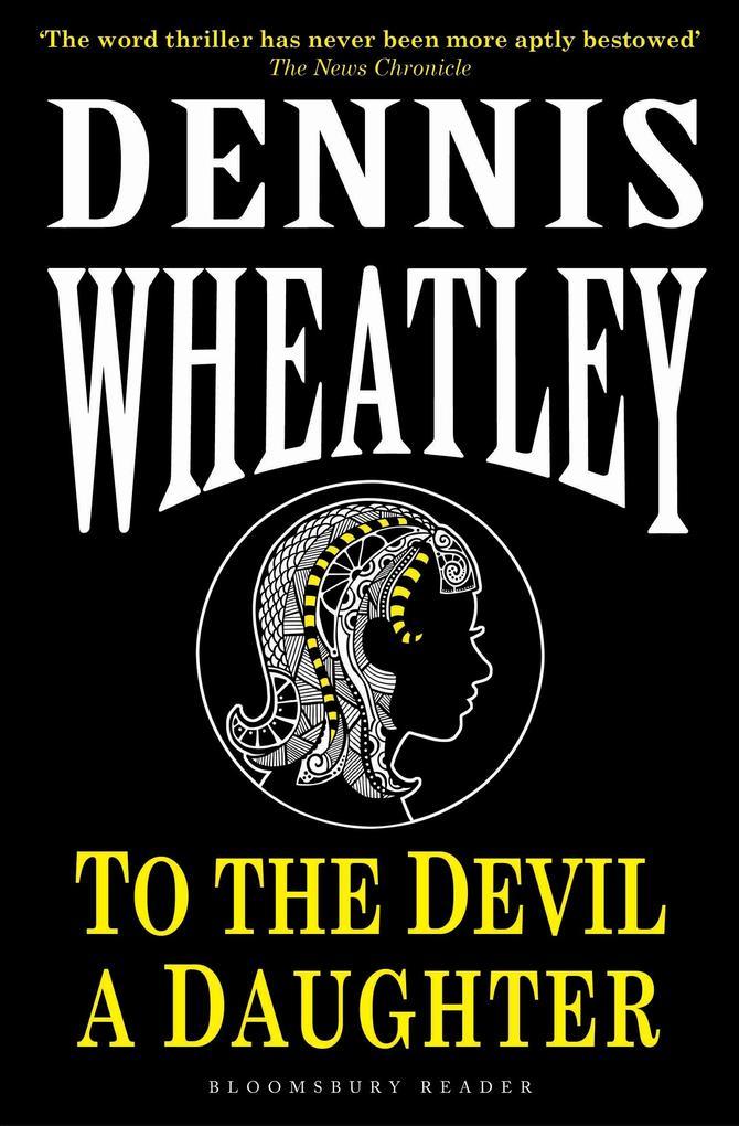 To the Devil, a Daughter als Taschenbuch