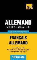 Vocabulaire Français-Allemand pour l'autoformation - 3000 mots als Buch (kartoniert)