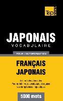 Vocabulaire Français-Japonais pour l'autoformation - 5000 mots als Buch (gebunden)