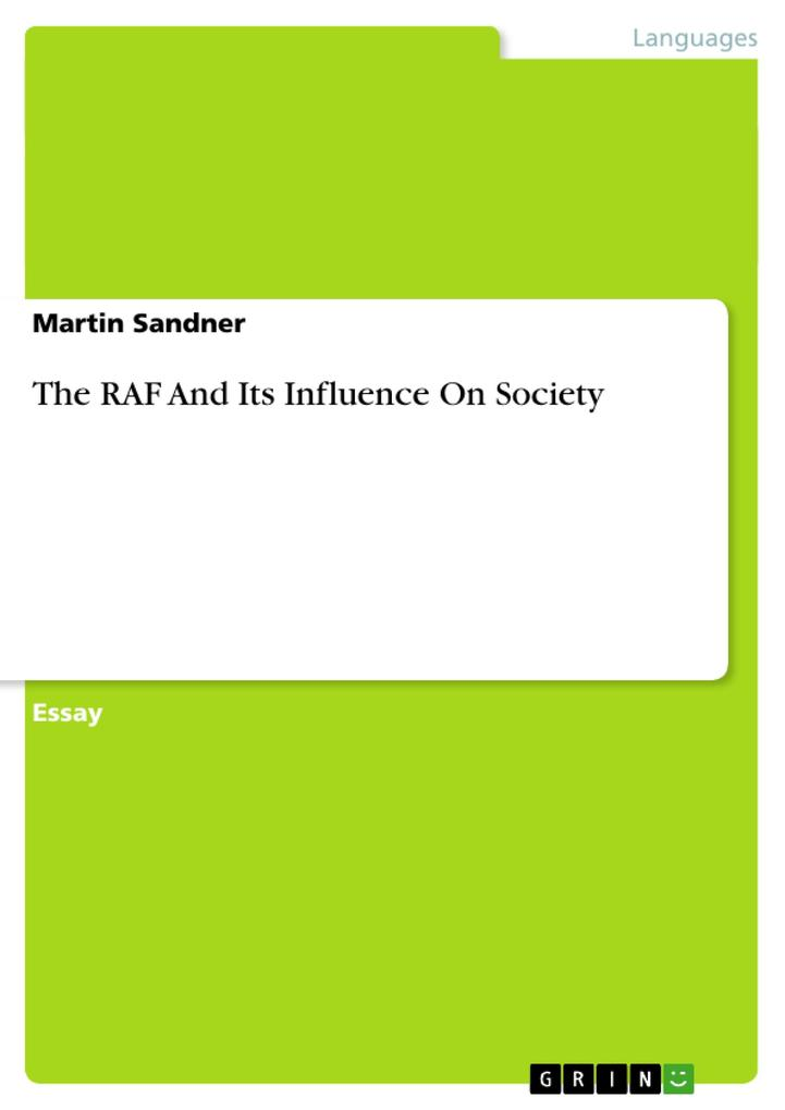 The RAF And Its Influence On Society.pdf