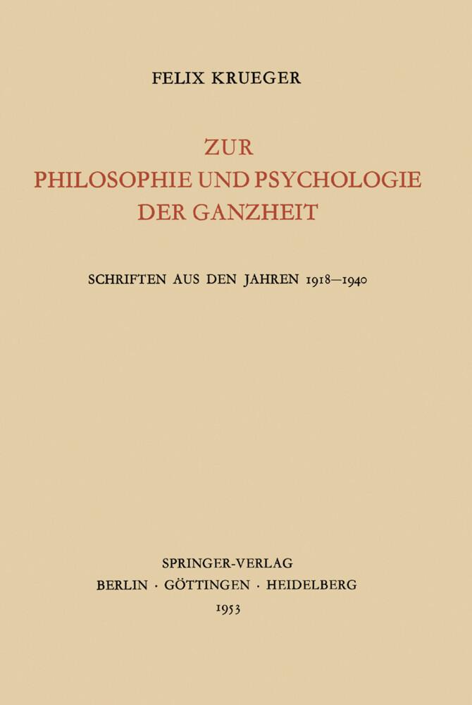 Zur Philosophie und Psychologie der Ganzheit.pdf