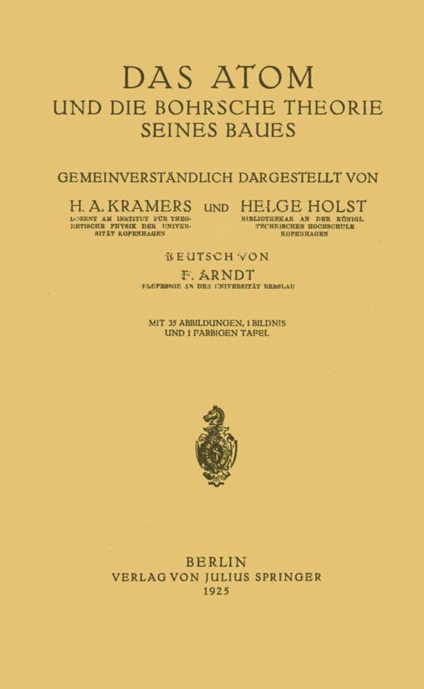 Das Atom und die Bohrsche Theorie seines Baues.pdf