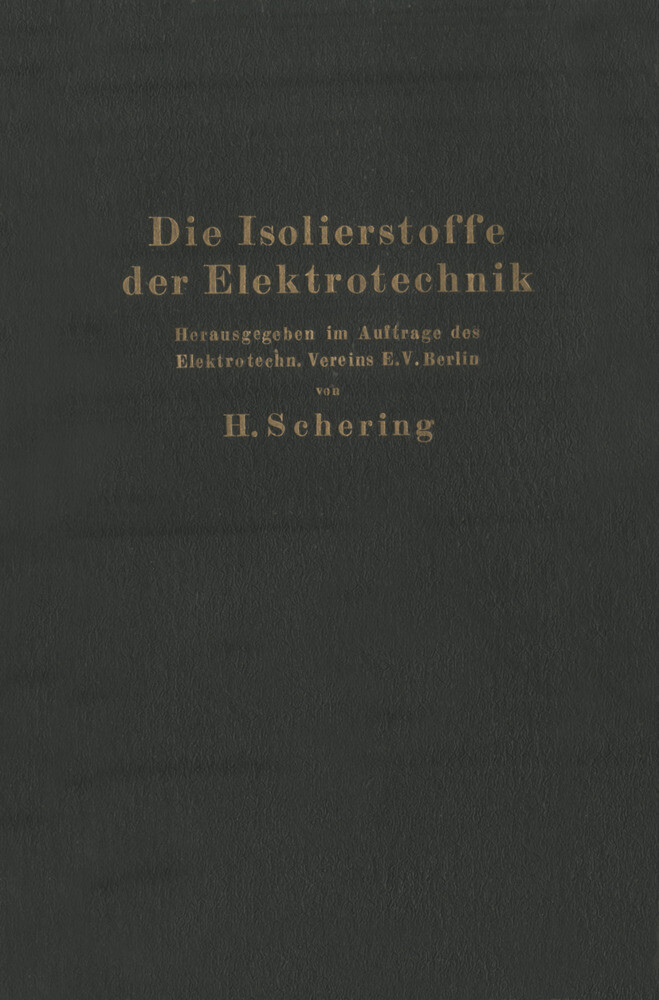 Die Isolierstoffe der Elektrotechnik.pdf