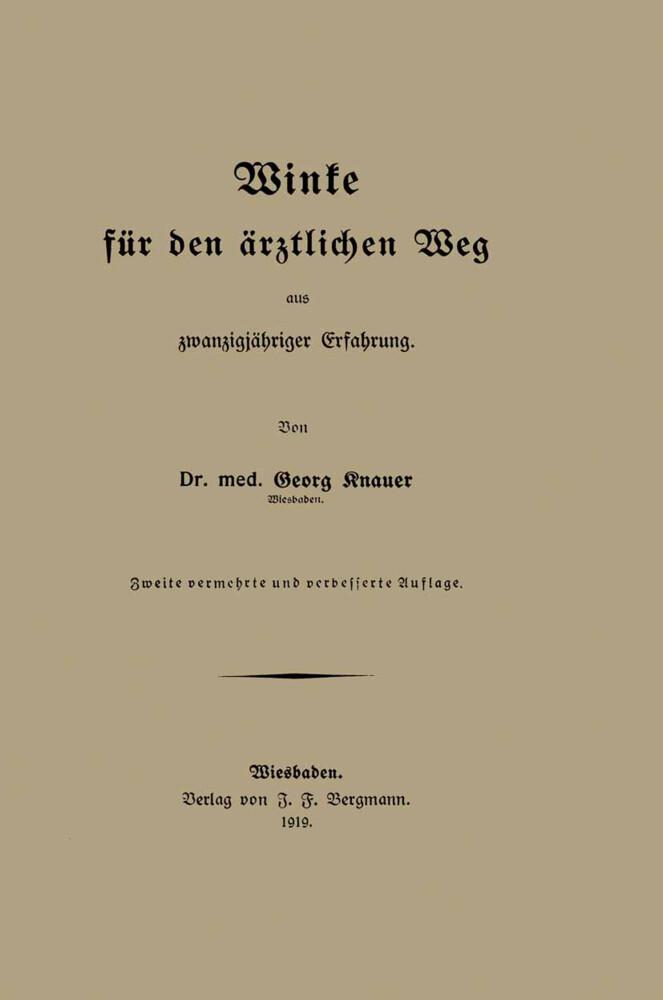 Winke für den ärztlichen Weg aus zwanzigjähriger Erfahrung.pdf