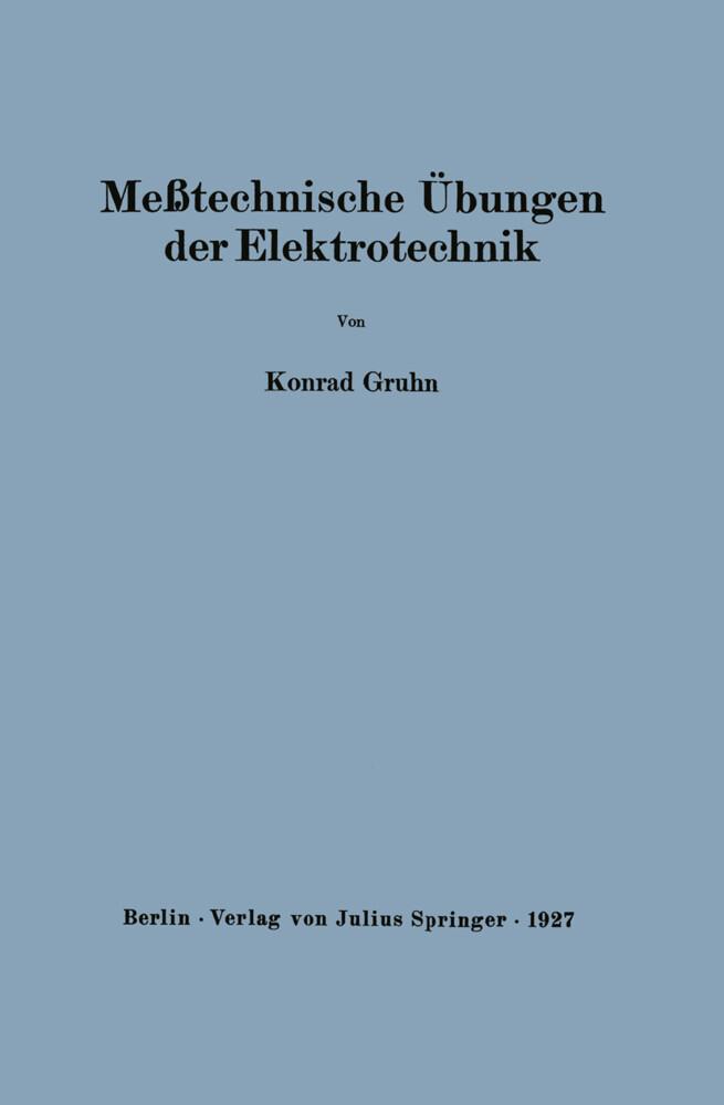 Meßtechnische Übungen der Elektrotechnik.pdf