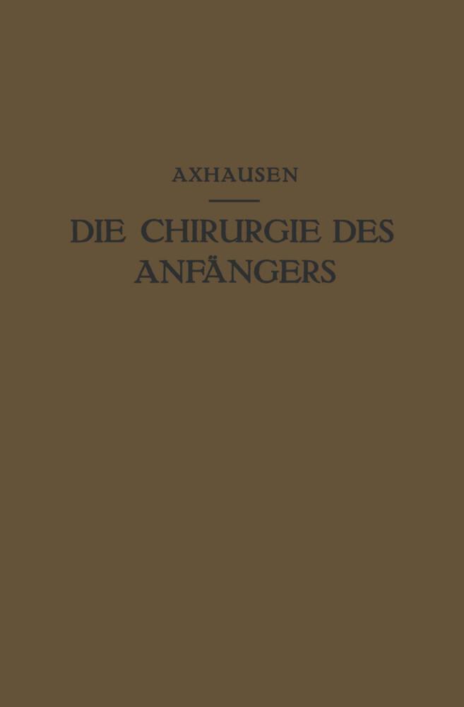 Die Chirurgie des Anfängers.pdf
