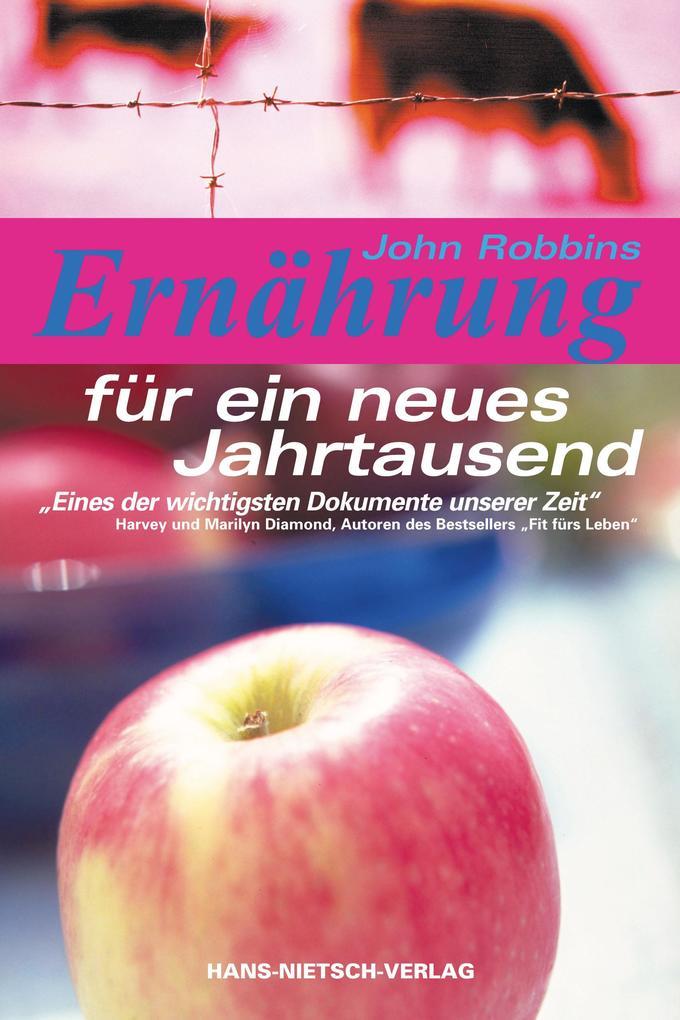 Ernährung für ein neues Jahrtausend als Buch (gebunden)