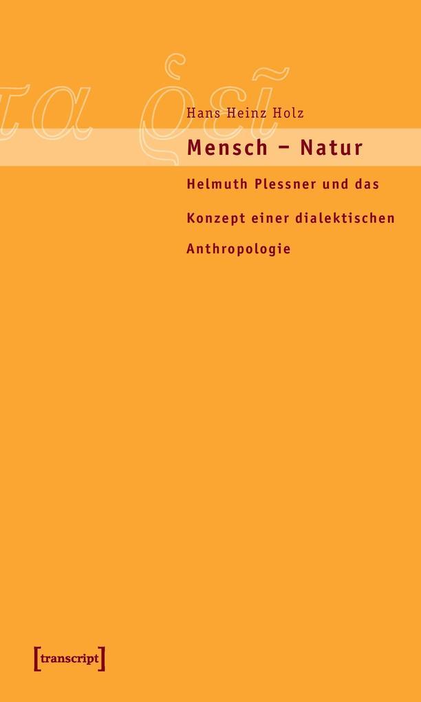 Mensch - Natur als Buch (kartoniert)