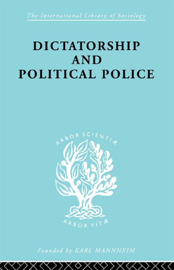 Dictatorship and Political Police.pdf