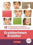 Erzieherinnen + Erzieher 01 Fachbuch