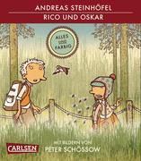 Rico und Oskar - Band 1-3 der Kinderbuch-Serie im Sammelband (Rico und Oskar)