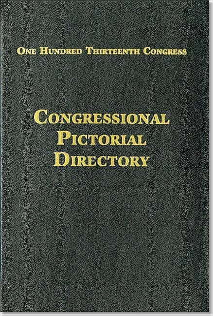 One Hundred Thirteenth Congress Congressional Pictorial Directory (Hardcover).pdf